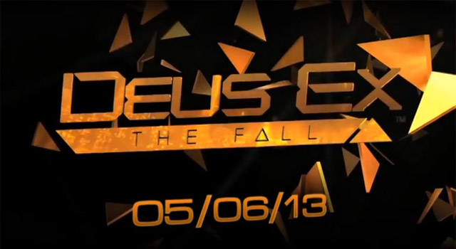 Deus Ex: The Fall Reveal Teased For Tomorrow