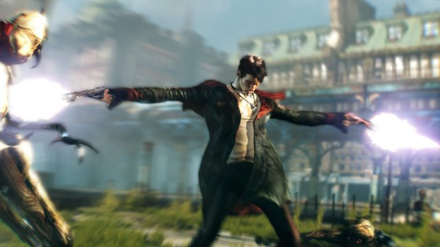New Devil May Cry Trailer Shows Beautiful And Brutal Gameplay