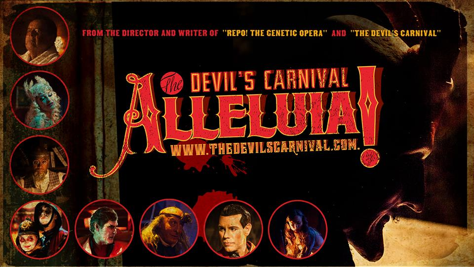 Alleluia! The Devil's Carnival Review