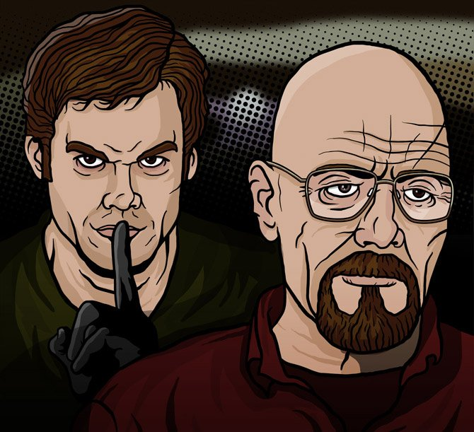 What The Future Holds In Store For Breaking Bad And Dexter
