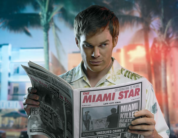 Dexter Gets Renewed For A Sixth Season