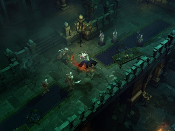 Diablo III Closed Beta Begins