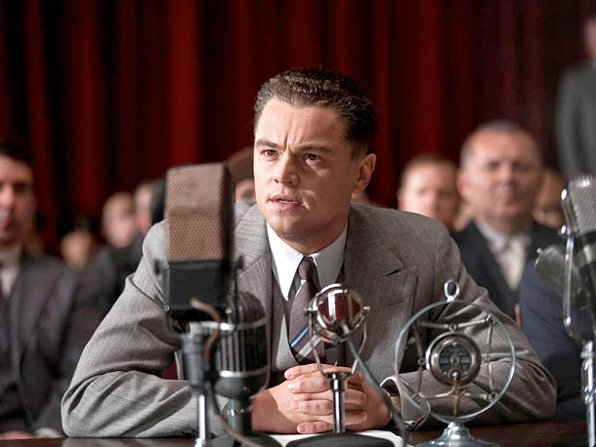 First Official Look At Leonardo DiCaprio In J. Edgar