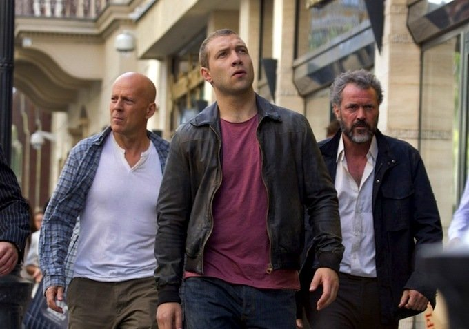 A Good Day To Die Hard Explodes With 20 New Images