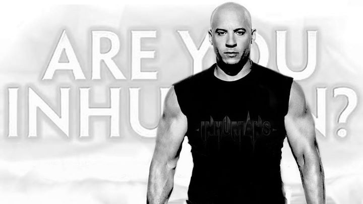 Vin Diesel Continues To Tease His Involvement In Marvel's Inhumans
