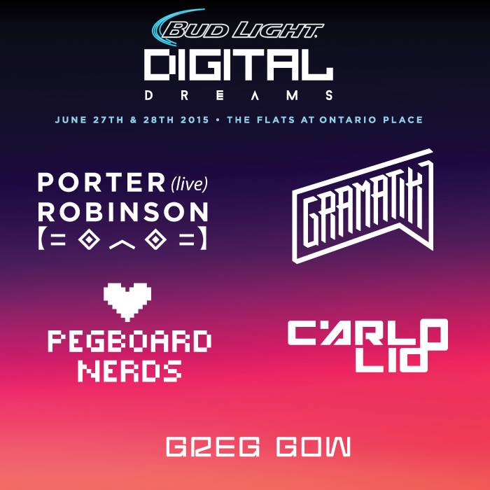 Porter Robinson, Gramatik And More Join The Digital Dreams Festival Lineup