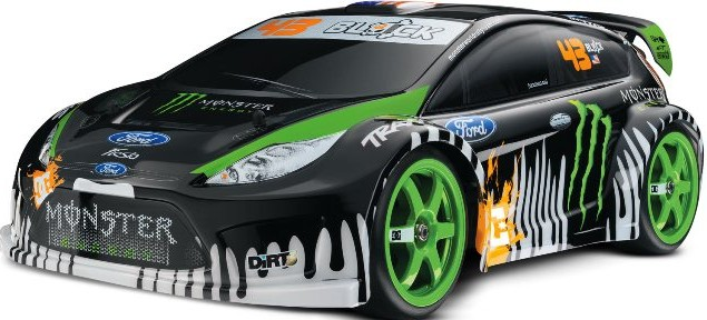 DiRT 3 Limited Edition Traxxas Car/Pre-Order Details!