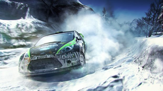 Dirt 3 Tops PS3 Top Ten UK Chart