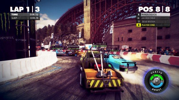 dirtshowdown1 e1340023690535 DiRT Showdown Review