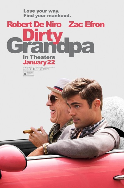 German Red Band Trailer For Dirty Grandpa Showcases Wild Side Of Zac Efron And Robert De Niro