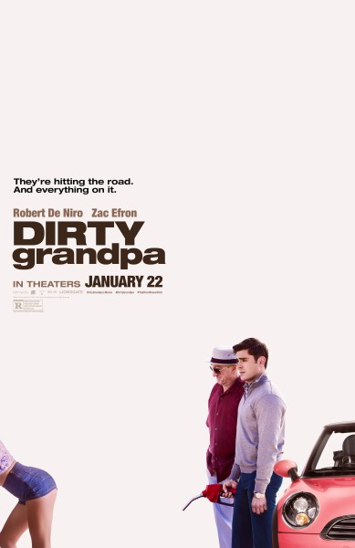 New Dirty Grandpa Images See Zac Efron Babysit Robert De Niro Through Thick And Thin