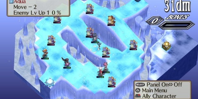 dis3vitaseven 640x321 First Set Of English Vita Screens For Disgaea 3: Absence Of Detention