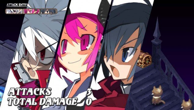disgaea 3 abscense of detention power attack 635x360 Disgaea 3: Absence Of Detention Review