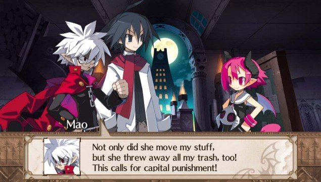 disgaea 3 screen 2 635x360 Disgaea 3: Absence Of Detention Review
