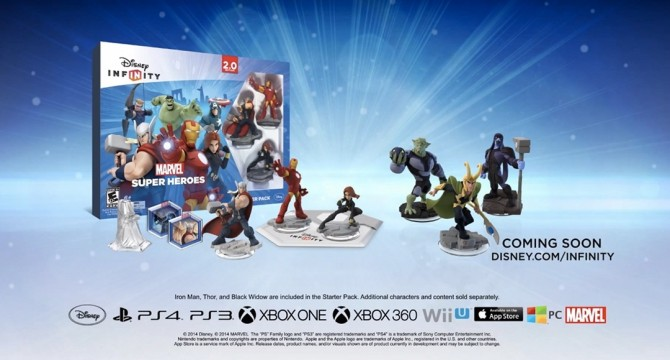 The Villains Take Over In The Latest Trailer For Disney Infinity: Marvel Super Heroes
