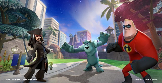 Disney Infinity Pushed Back To August Launch