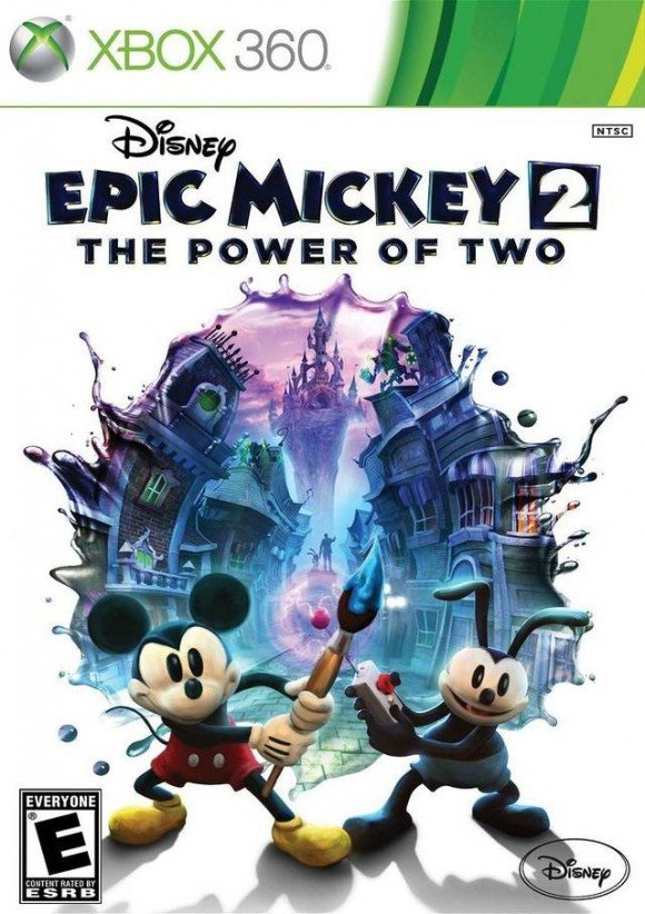 Disney Epic Mickey 2: The Power Of Two Review