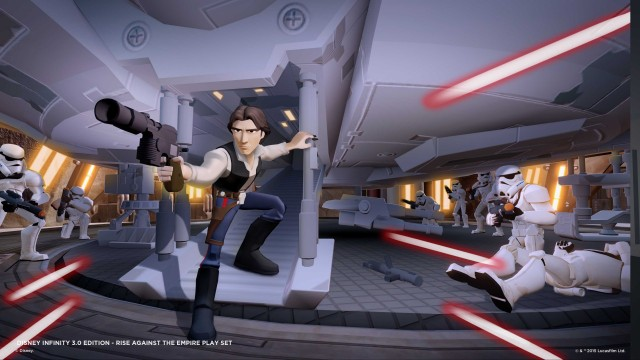 Disney Infinity 3.0: Rise Against The Empire Play Set Review