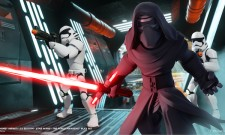 Disney Infinity 3.0's Star Wars: The Force Awakens Play Set Has Been Detailed Further