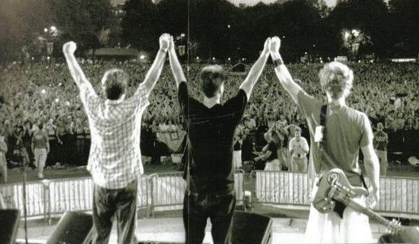 Dispatch 2011 Concert Tour