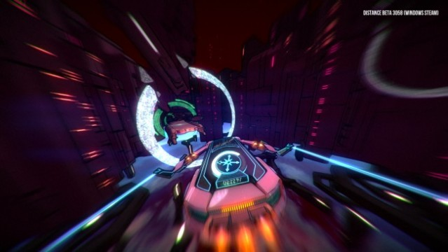 Survival Racer Distance Comes To PlayStation 4 And VR In 2016