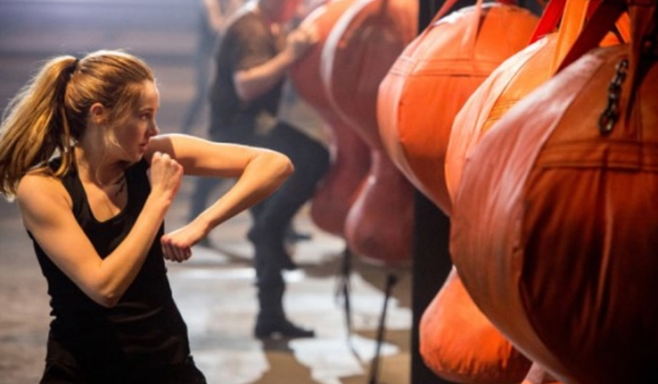 Check Out The Second, Action-Packed Trailer For Divergent
