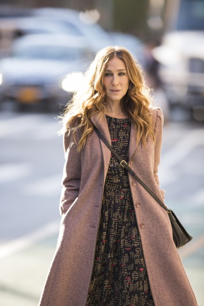 First Look At Sarah Jessica Parker In HBO's Divorce