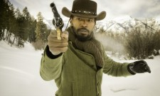 Jamie Foxx Draws His Gun In New Django Unchained Still