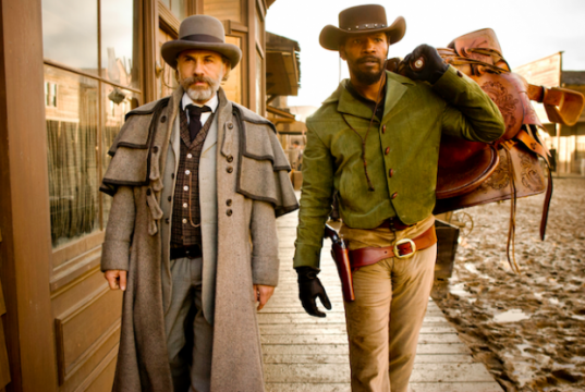 First Official Look At Leonardo DiCaprio, Jamie Foxx And Christoph Waltz In Quentin Tarantino's Django Unchained