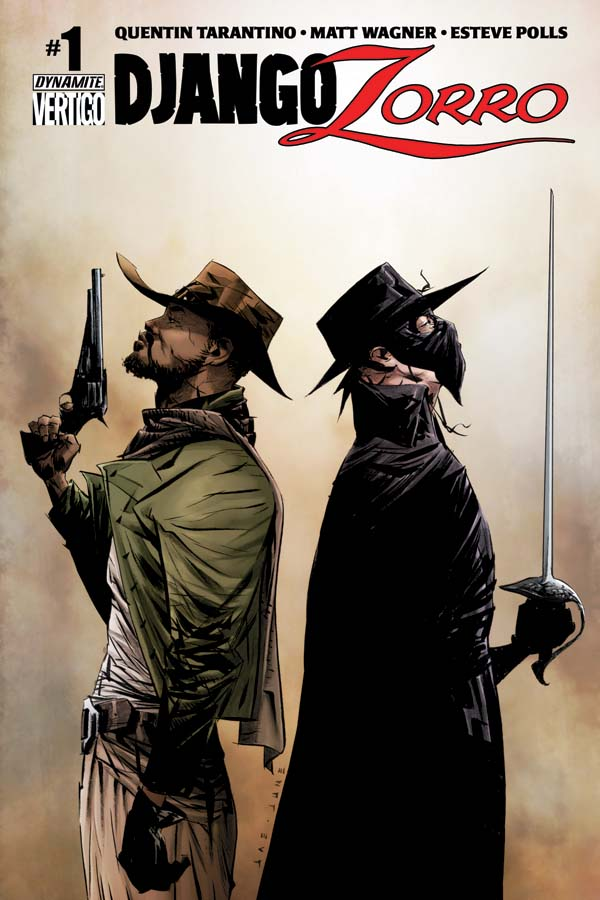 Django Unchained/Zorro Crossover In The Works At Sony