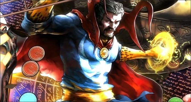 Doctor Strange Will Make His First Appearance On Iron Fist