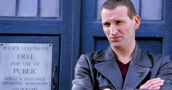 Christopher Eccleston Will Not Be In The Doctor Who 50th Anniversary Special
