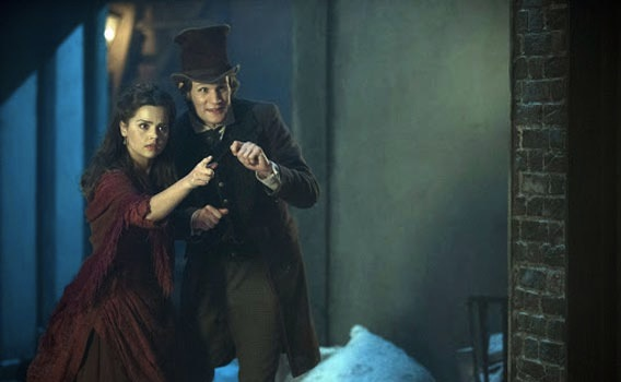 Doctor Who: Prequel And Trailer Released For The Snowmen