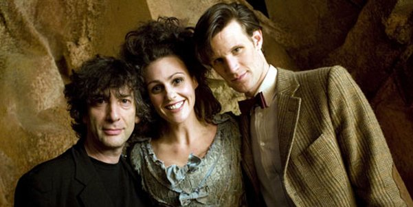 Neil Gaiman and The Doctor