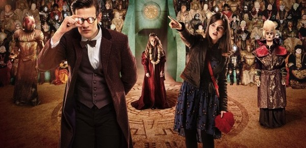 "Doctor Who Review: ""The Rings Of Akhaten"" (Series 7, Episode 8)"