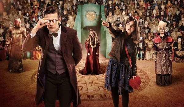 """Doctor Who Review: """"The Rings Of Akhaten"""" (Series 7, Episode 8)"""