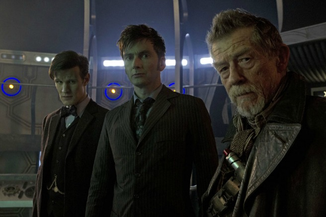Doctor Who 50th Anniversary Special Teaser Trailer Released