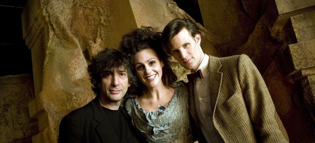 Neil Gaiman Pens New Episode Of Doctor Who