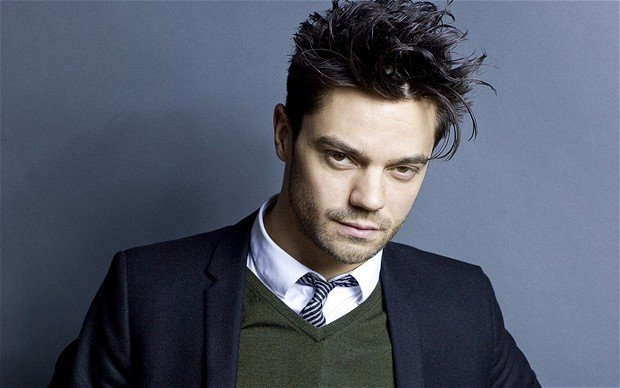 dom cooper 1 2240911b Dominic Cooper To Star In Fleming, A Miniseries About James Bonds Creator