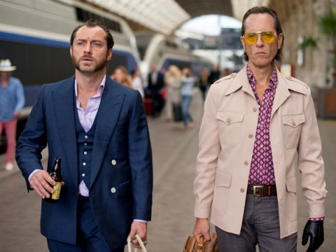 Jude Law Gets Naughty In NFSW Dom Hemingway Clips