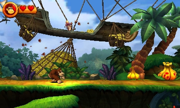 Donkey Kong Country Returns 3D Launches May 24
