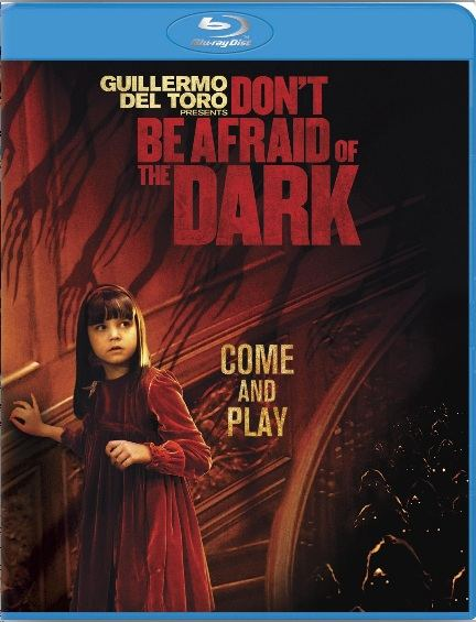 Don't Be Afraid Of The Dark Blu-Ray Review