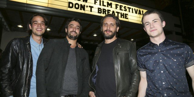"""""""Don't Breathe"""" screening during the South by Southwest Film Festival in Austin, Texas on Friday, March 11, 2016. (Photo by Jack Plunkett)"""