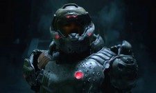 Worlds Collide In Relentless Launch Trailer For Bethesda's DOOM Reboot