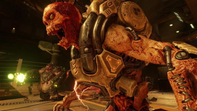 DOOM Developer Talks Heavy Action Focus And Non-Linear Exploration