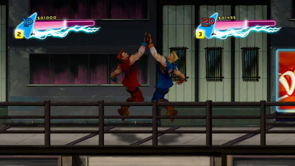 PlayStation Plus Update: Double Dragon And Scott Pilgrim Free Tomorrow