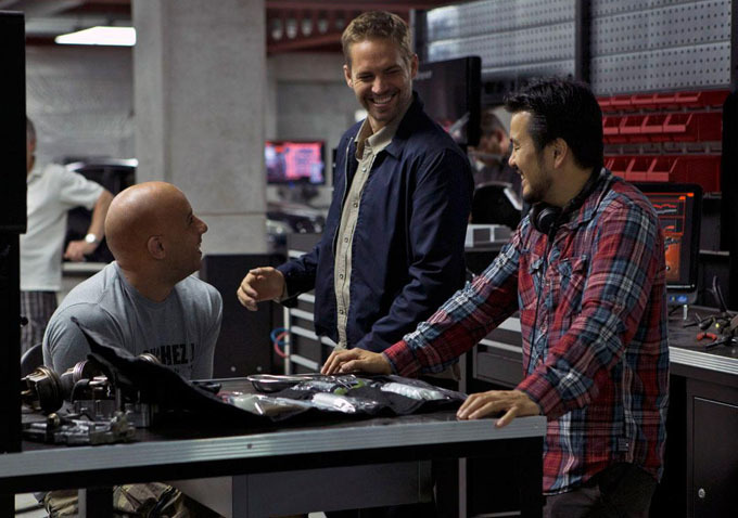 Justin Lin Won't Direct Fast & Furious 7