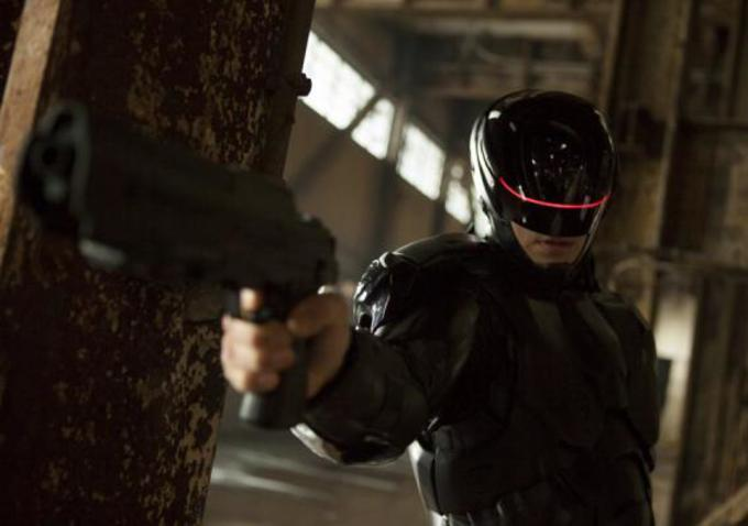 download 11 The First RoboCop Trailer Shows Off A Sleek New Machine