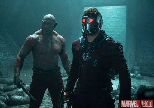 New Guardians Of The Galaxy Extended Trailer, TV Spots And Images Arrive