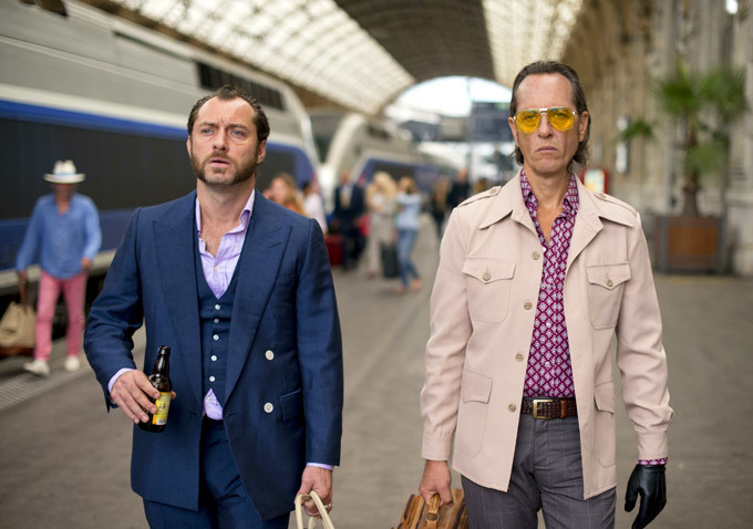 %name Dom Hemingway Review [TIFF 2013]